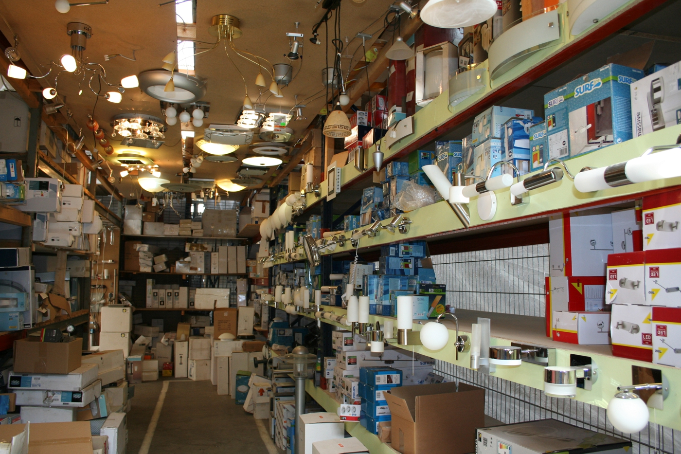 lampenfabrik mit werksverkauf